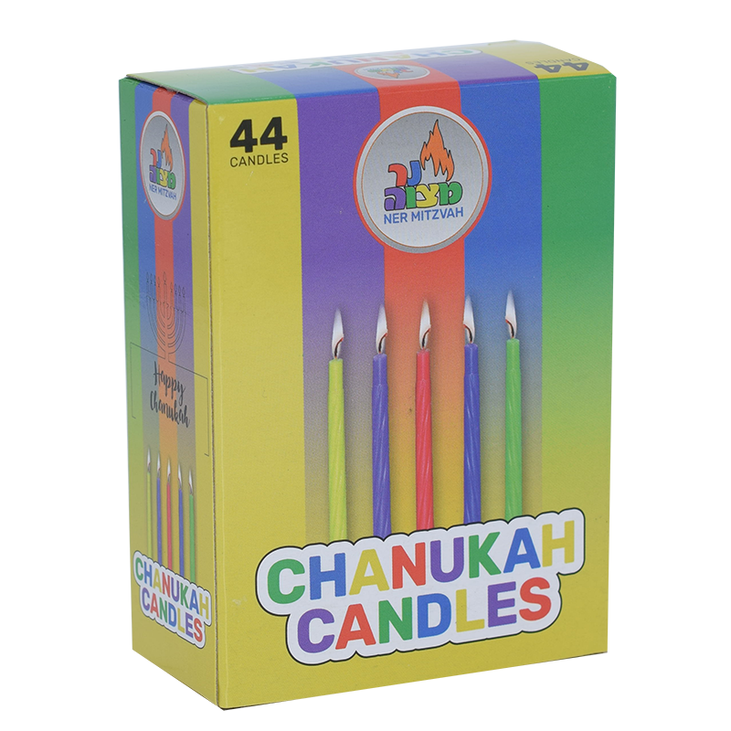 Regular Chanukah Candles