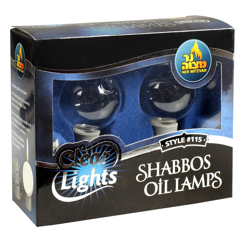 Clear Lights - Lamp Oil
