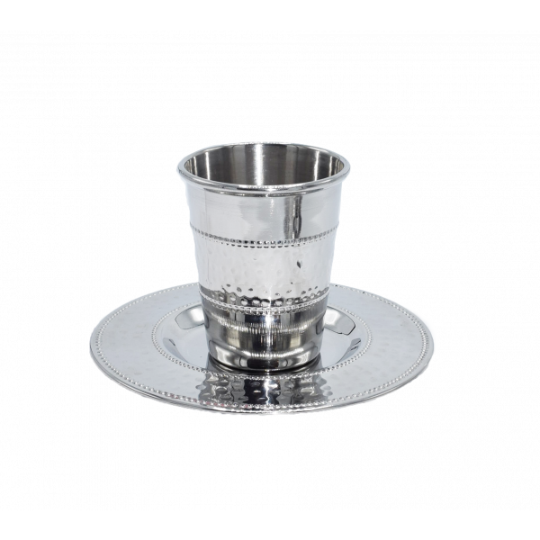 Kiddush Cup - Stainless Steel