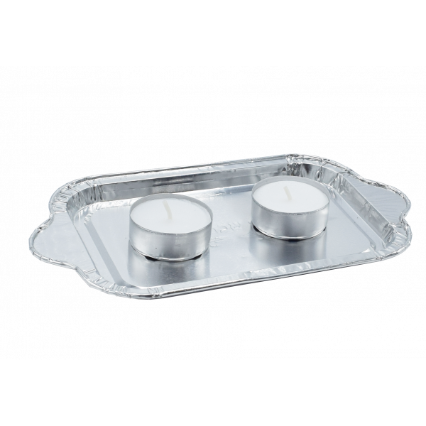 Disposable Tealight Tray