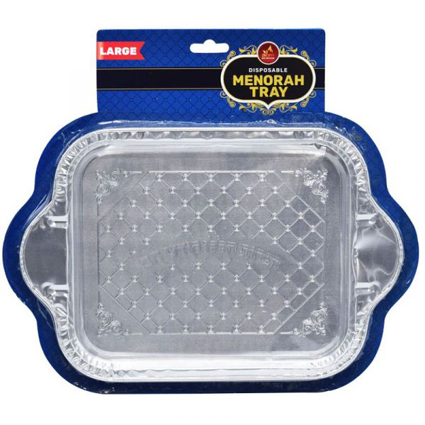 Large Disposable Tray 11x12