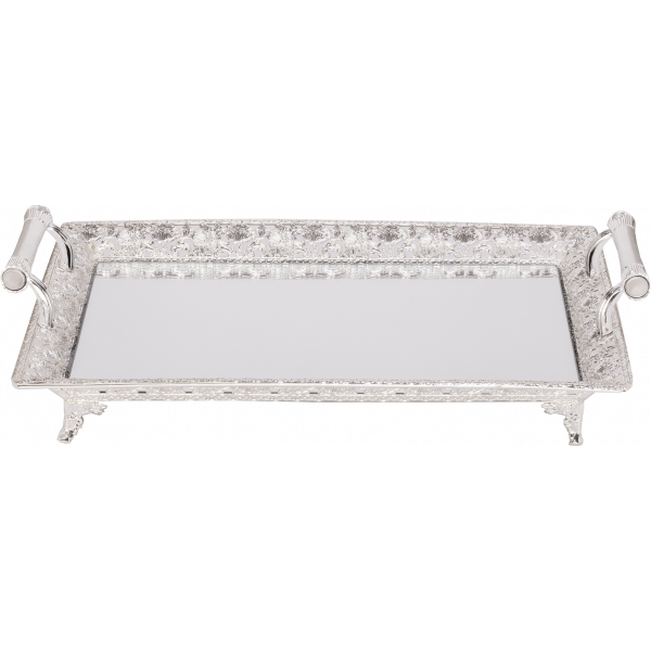 Sliver Plated Tray